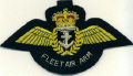 Blazer Badge - FLEET AIR ARM