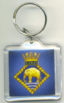 Key ring HMS GANGES