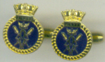 Cuff Links - HMS PICKLE