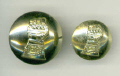 Blazer buttons - Royal Armoured Corps RAC