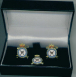 Cuff Links Set - RAF REGIMENT