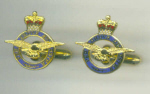 Cuff Links - RAF - Royal Air Force