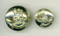Blazer buttons - Royal Army Pay Corps RAPC