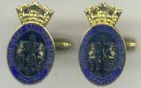 Cuff Links - ROYAL FLEET AUXILIARY - RFA