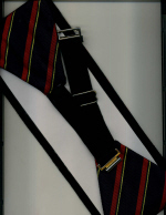 Cummerbund - Royal Marines - Silk