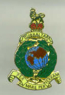Lapel badges - Royal Marines