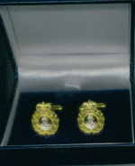 Cuff Links - RN CPO