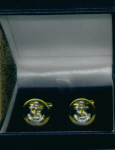 Cuff Links - RN Junior Rate
