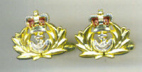 Cuff Links - Royal Navy Officer