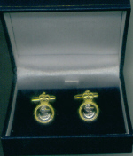 Cuff Links - RN Petty Officer