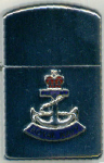 Windproof Lighter - Royal Navy
