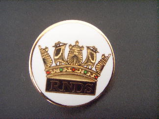 Cuff Links - Royal Naval Dental Service - RNDS
