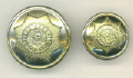 Blazer buttons - Cheshire Regiment