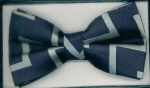 Ties - Royal Navy - Fleet Air Arm (Zig Zag) Bow Tie