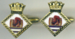 Cuff Links - HMS SULTAN