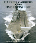 HARRIER CARRIER - HMS INVINCIBLE