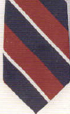 Tie - Royal Air Force - RAF - Striped SILK
