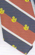RAF Tie - Warrant Officer
