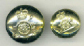Blazer buttons - Royal Artillery