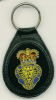 Gold Wire Badge Key Rings - Royal British Legion