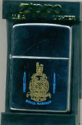 Genuine Zippo Lighter - Royal Marines