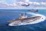 HMS EAGLE and Buccaneers
